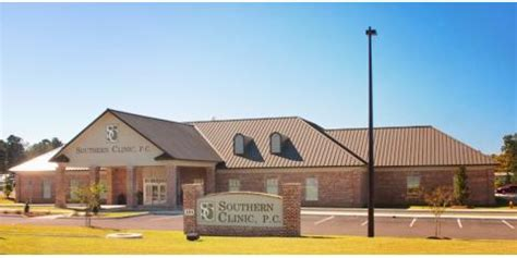 southern clinic p c in dothan al 36301