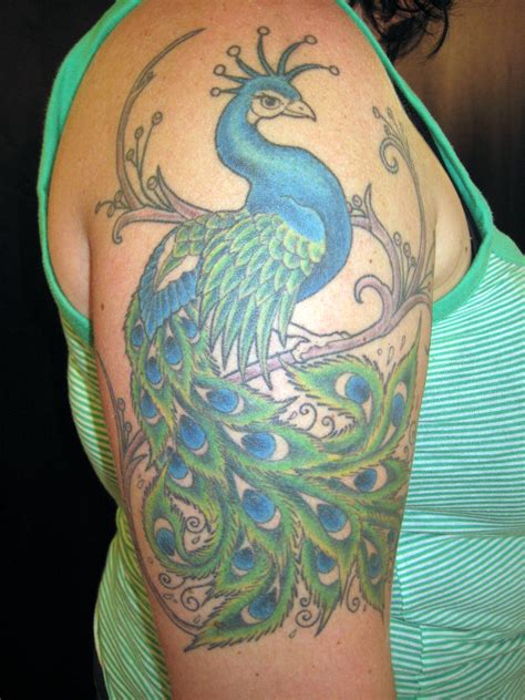 peacocks tattoo peacock tattoos designs ideas and meaning tattoos for you