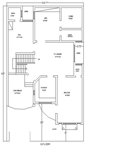 2d home design online free 2d house plans gillani architects