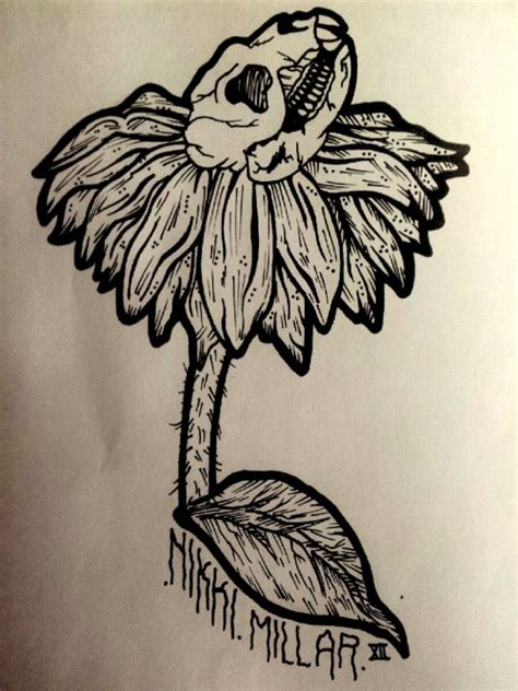 daisy tattoo tumblr on