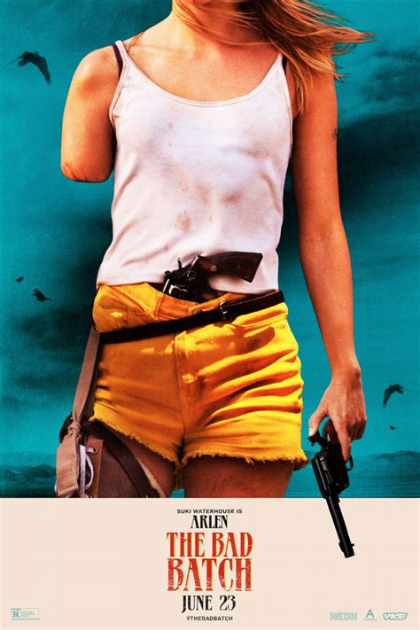 the bad batch new the bad batch poster has an eye on you dread central
