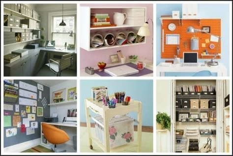 20 creative ways to organize your work space style the latest greatest in office organization turnstone