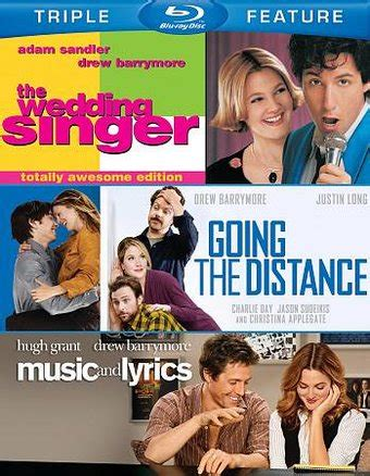 Wedding Singer Song List Order by The Wedding Singer Going The Distance And Lyrics