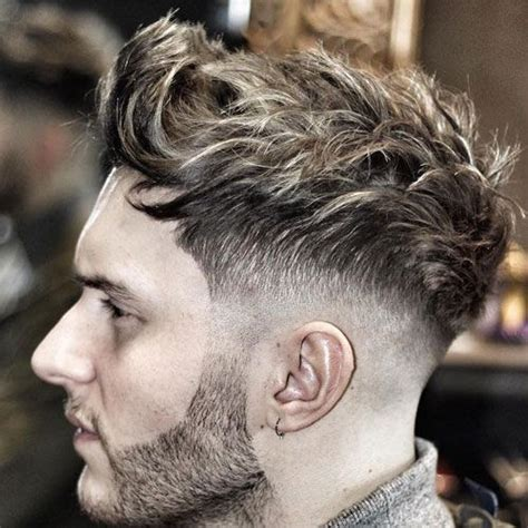 low fade with long hair 35 new hairstyles for men in 2017 hair wavy hair and