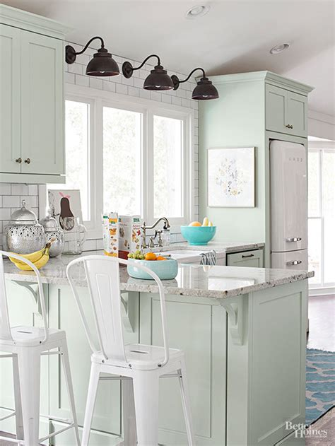 Mint Green Kitchen Cabinets by Paint Colors Stove And Ceiling Color On