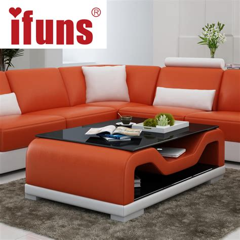 Living Room End Table Covers Ifuns Modern Home Living Room Furniture Side Coffee Table