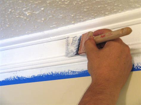 Inexpensive Crown Molding Molding Ideas A Simple Alternative To Crown Molding