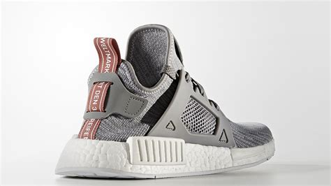 Adidas Nmd For Leadies adidas s nmd xr1 primeknit grey onix the sole supplier