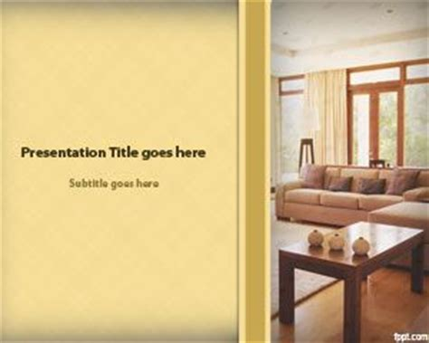 Free Lounge Powerpoint Template Hotel Powerpoint Presentation Templates