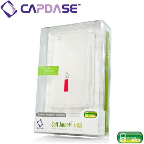 Capdase Soft Ipod Touch 5 Softjacket White apple ipod touch 4 protect capdase soft jacket 2 xpose