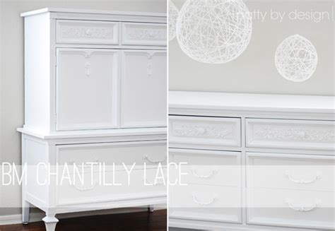 armoire buffet is painted benjamin chantilly lace paint colors lace