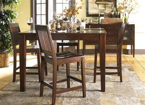 Havertys Dining Tables Marley Counter Table From Havertys Home Decor