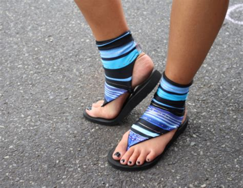 sandals and socks sock sandals customizable and interchangeable
