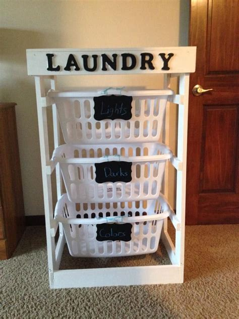 laundry organizer best 25 laundry organizer ideas on laundry