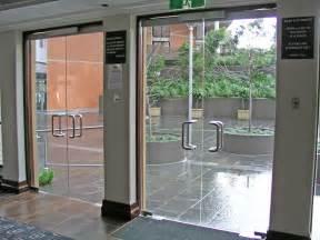 Glass Door Entrance Custom Glass Doors Unique Frameless Glass