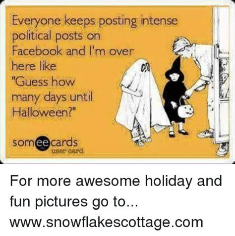 Republican Halloween Meme - 25 best memes about political posts on facebook