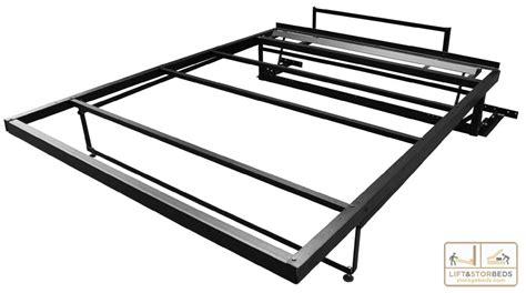 storage beds wall beds hidden beds diy lift stor beds