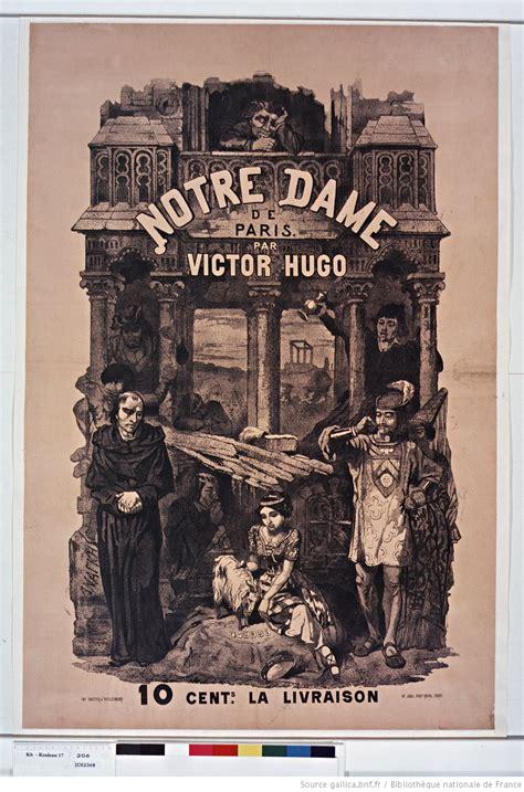 themes abordes par victor hugo notre dame de paris par victor hugo 10 cent ime s la