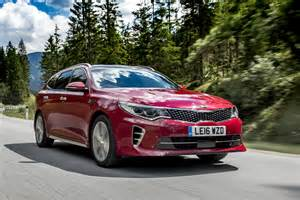 Kia Optima Pictures Kia Optima Sportswagon Estate Gt Line S Review Pictures
