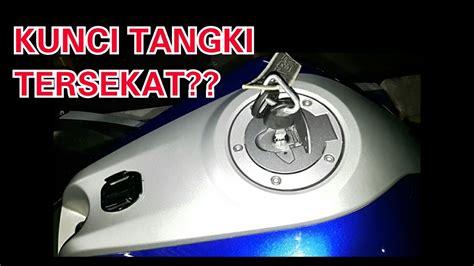Cara Buka Kunci Magnet Motor 128 cara buka kunci tangki motor tersekat keras jem r25