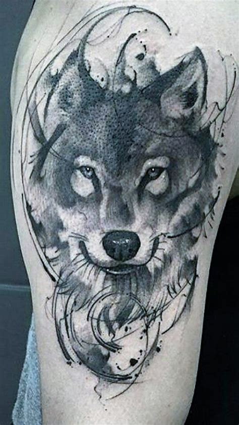 70 majestic wolf tattoos for true free spirits tattoomagz