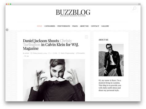 major themes in black like me 30 best personal blog wordpress themes 2017 colorlib