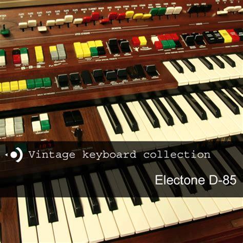 Keyboard Electone precisionsound d 85
