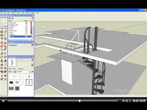 google sketchup stairs tutorial full download sketchup tutorial vray sketchup how to