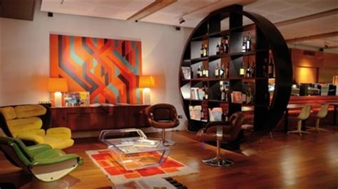 Living Room Hookah Lounge Espacio Vintage Antic