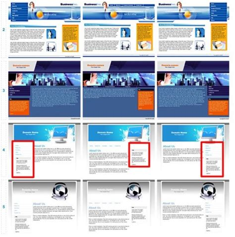 How To Create A First Website With No Experience In Design Or Html Website Builder Free Templates