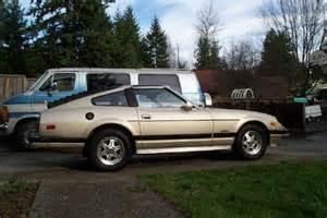 1982 Nissan 280zx Parts Datsun 280zx Glenn T 1982 280zx Sumner Wa