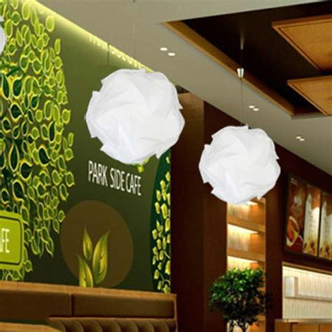 Diy L Shade 30x Iq Puzzle Jigsaw Light Shade Ceiling Modern Design Freely Diy L Shade Ebay