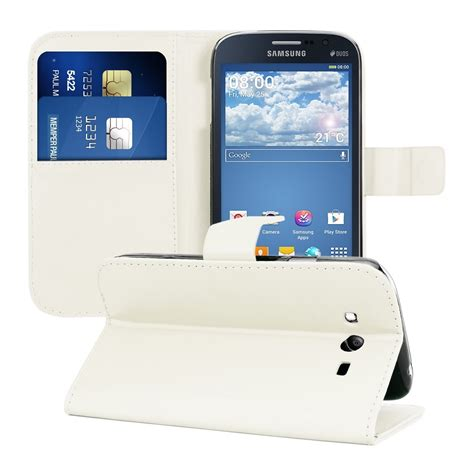 Samsung Grandneoduos kwmobile wallet synthetic leather for samsung galaxy grand neo duos cover ebay