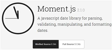 javascript date parse format iso moment js parse validate manipulate and display time