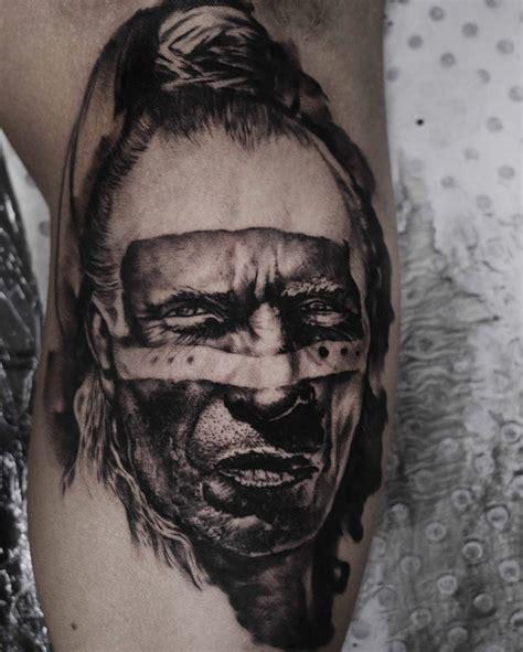 tattoo equipment gold coast tattoo artist kurt staudinger gold coast australia