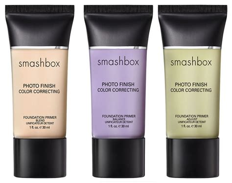 Smashboxs Tokidoki Skin Tint by Makeup 101 Series Primers And