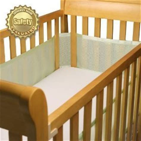 Crib Breathable Bumper by Breathable Bumper Pads Priced Per Week Baby Rentals
