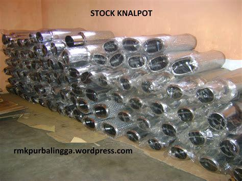 Tabung Knalpot Mobil Produk Kerajinan Dan Seni Indonesia Kerajinan Logam