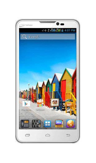 Lowest Price On Micromax Canvas Doodle A111 At Rs 8099