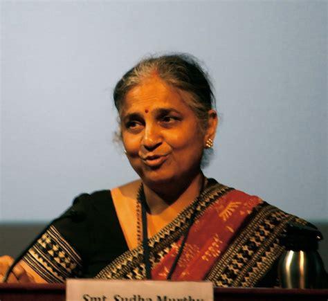 biography of india sudha murthy wikipedia