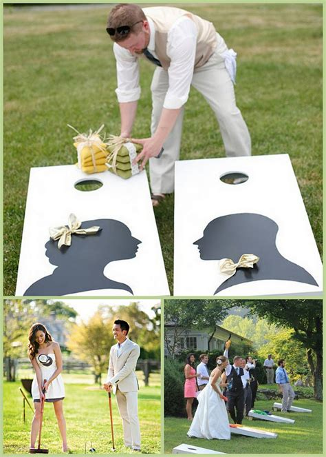 games wedding trend buster wedding games