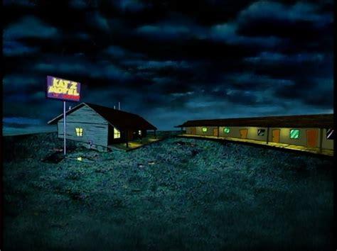 courage the cowardly katz katz motel courage the cowardly