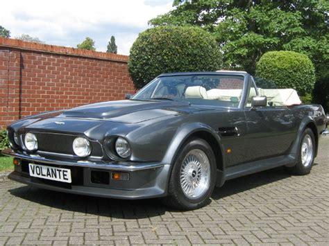 aston martin vantage volante for sale 1988 aston martin v8 vantage volante for sale