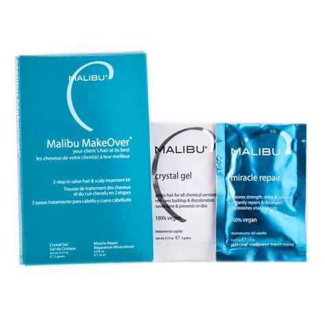 malibu hair treatments malibu c makeover treatment dry damaged