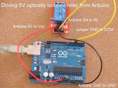 Lc Relay 1 Channel 5v Volt Dc Output 25 Kode Fd10316 1 home automation how to add relays to arduino