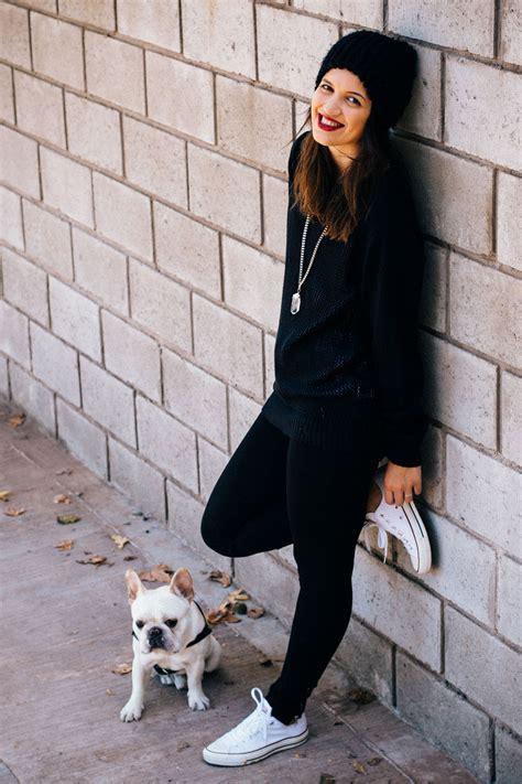 imagenes mujeres vestidas de negro all black everything penny lane blog blog de moda