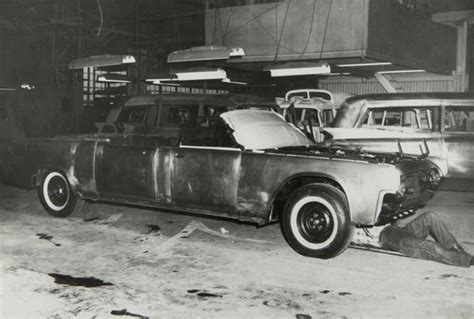 jfk limousine jfk s lincoln limo served after that fateful day in