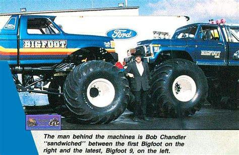 bigfoot 9 monster 578 best vintage bigfoot monster truck images on pinterest