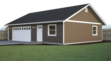 30 x 40 garage plans garage w office and workspace true built home