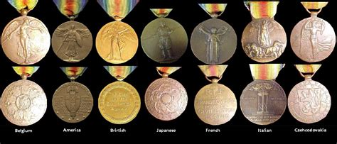 types of medals 100 types of medals awards u0026 medals
